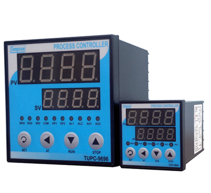 Universal Temperature Controller, Universal Dual Display Temperature Controller, Process PID/Profile Controller, MP Based Process Controller, Process PID/Profile Controller, Process PID/Profile Controller, Process PID/Profile Controller, Flame Proof Controller, Process PID/Profile Controller, Programmable  Controller, Flow Controller with Totalizer, PH/TDS/Conductivity Controller